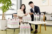 삼성생명, 이마트∙롯데칠성과 '삼성생명수(水)' 출시